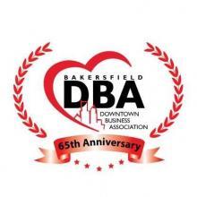 Bakersfield Downtown Business Association Logo